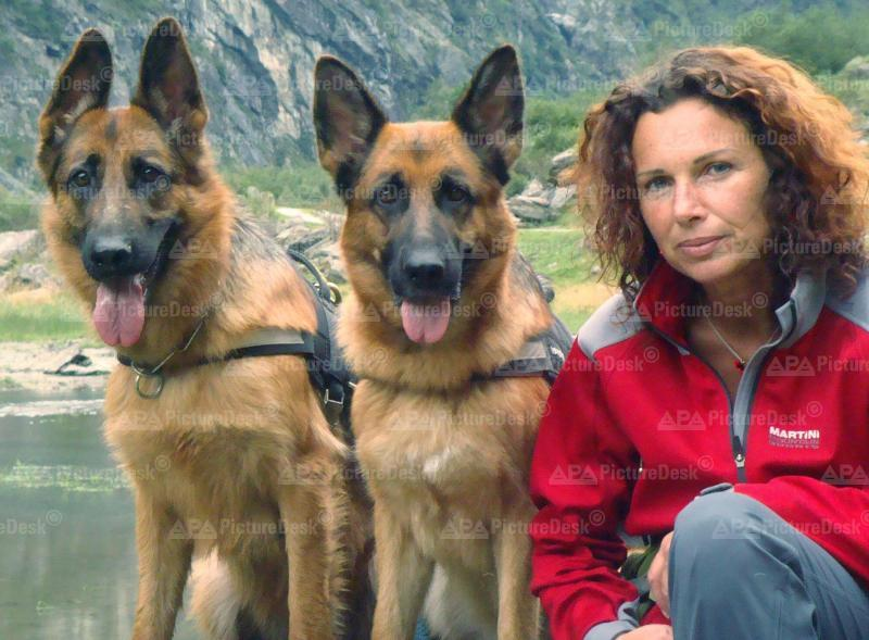 Entführte Salzburgerin: Andrea Kloiber