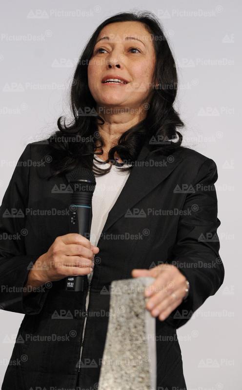 """Allergieforscherin Fatima Ferreira """"Wissenschafterin des Jahres 2008"""""""