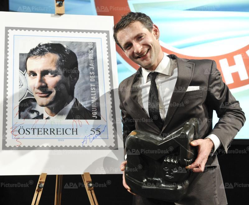 Auszeichnungen zum Journalisten des Jahres