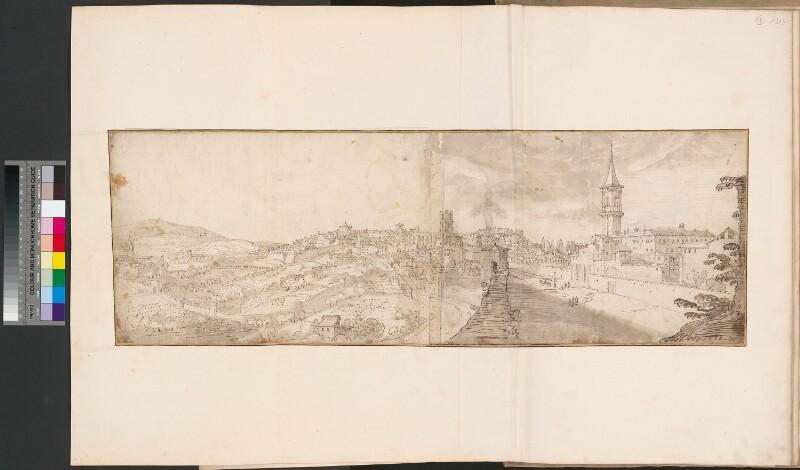 Ansicht von Perugia