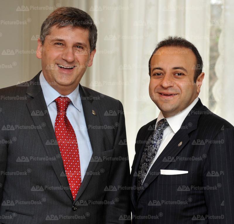 Allianz der Zivilisationen - Konferenz in Istanbul