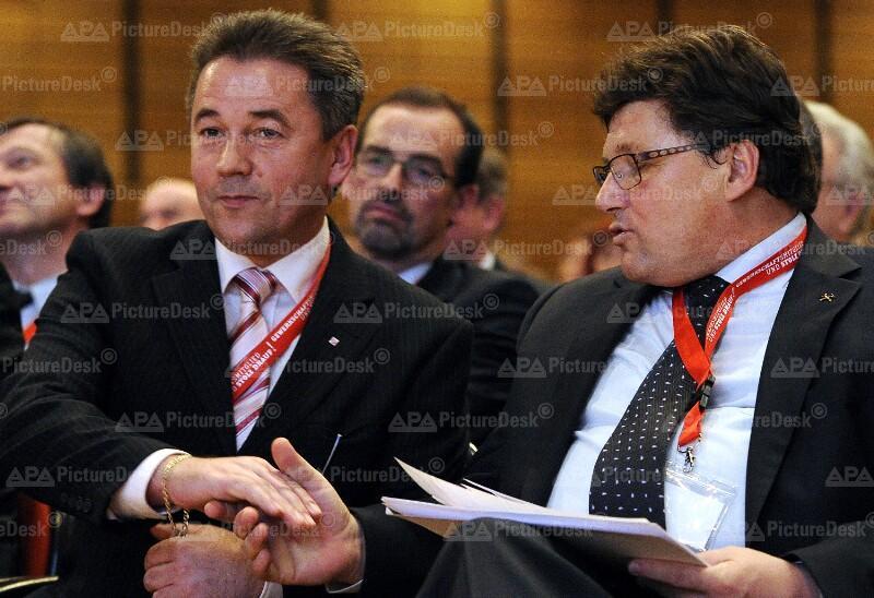 Alfred Artmäuer und Rainer Wimmer