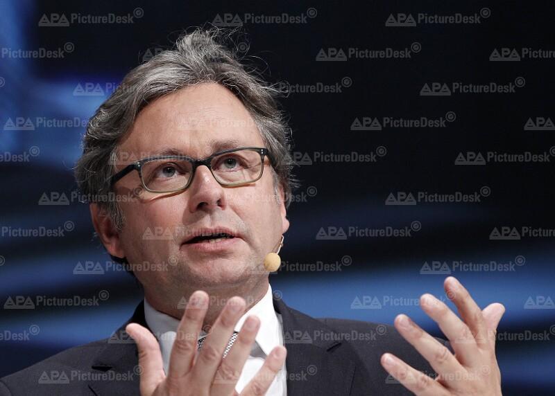 Alexander Wrabetz im Gespräch