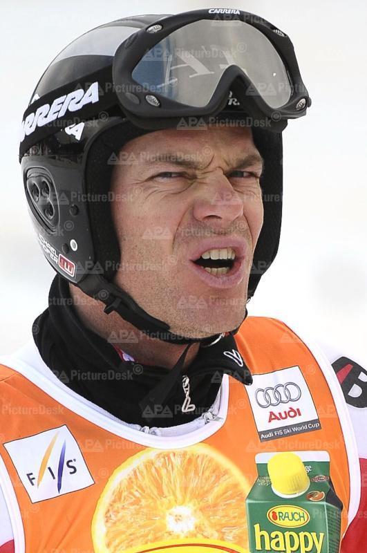 Alpine Ski Weltcup Finale in Aare - Abfahrtstraining - Walchhofer