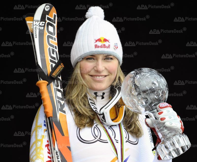 Alpine Ski : Weltcup Finale in Aare - Vonn