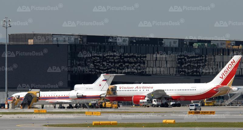 Agentenaustausch - Flugzeuge aus USA und Russland in Wien gelandet