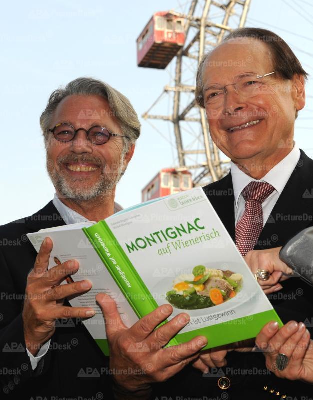 """Buchpräsentation """"Montignac auf Wienerisch"""""""