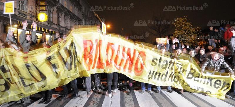 """Aktionstag """"Freie Blidung für alle"""""""