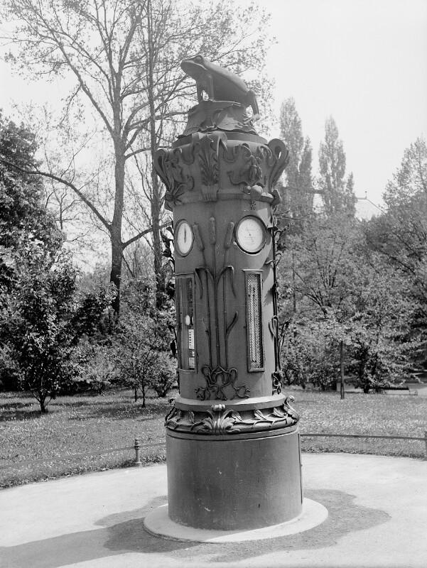 Wien 18, Türkenschanzpark