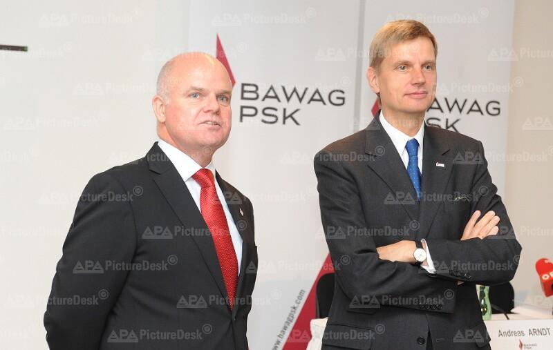 Byron Haynes und Andreas Arndt