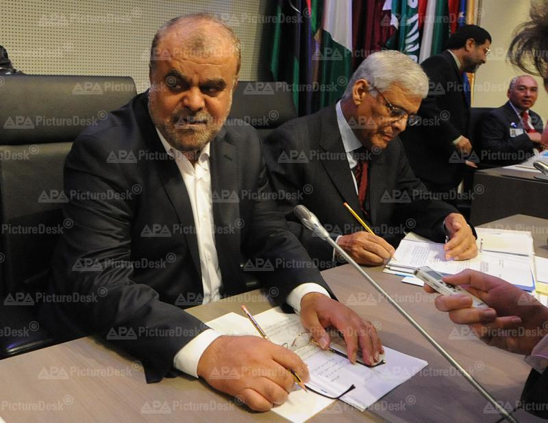 Rostam Ghasemi und Abdalla Salem El-Badri