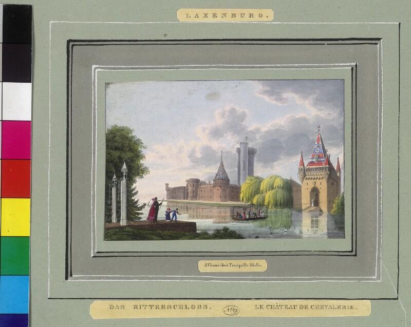 Ritterschloss in Laxenburg