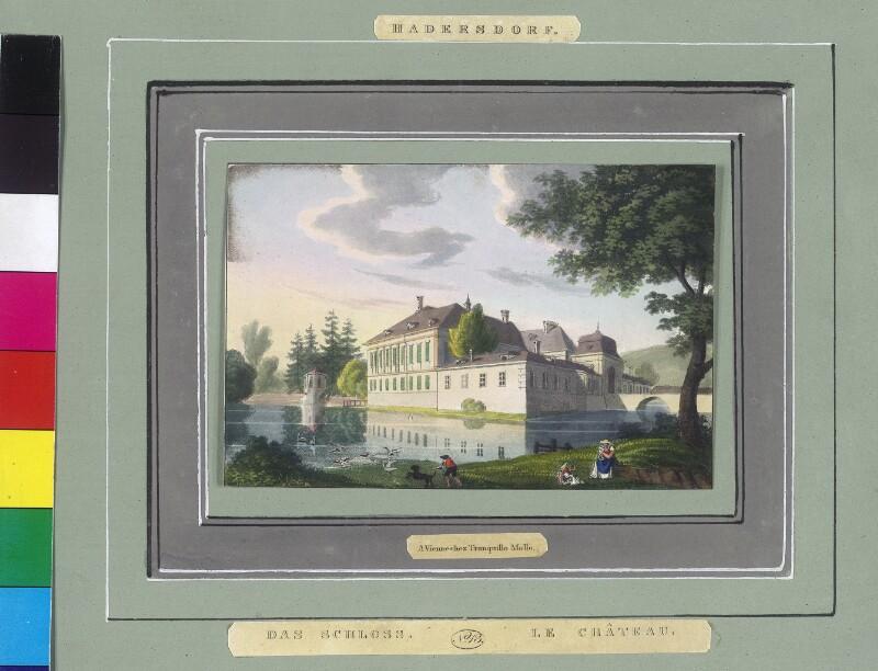Schloss Hadersdorf (Laudon)