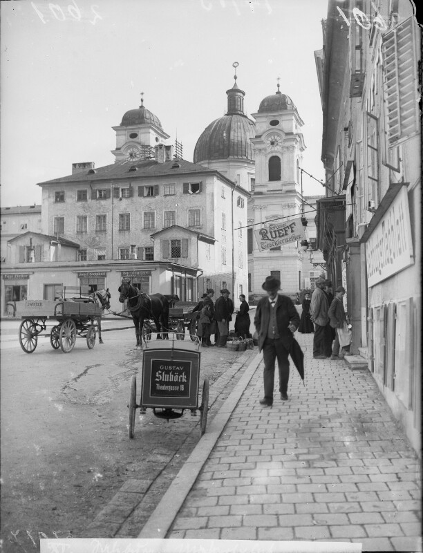 Salzburg, Makartplatz