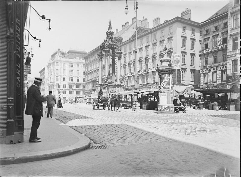 Wien 1, Hoher Markt