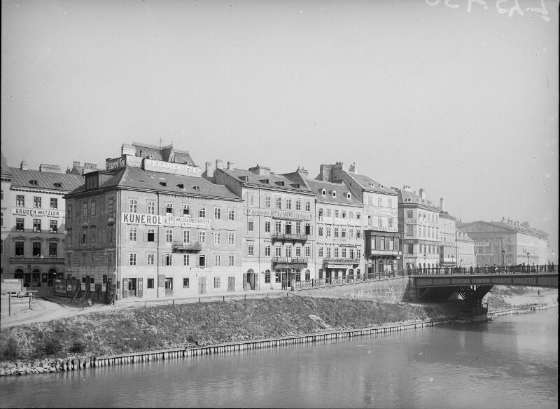 Wien 2, An der Brücke