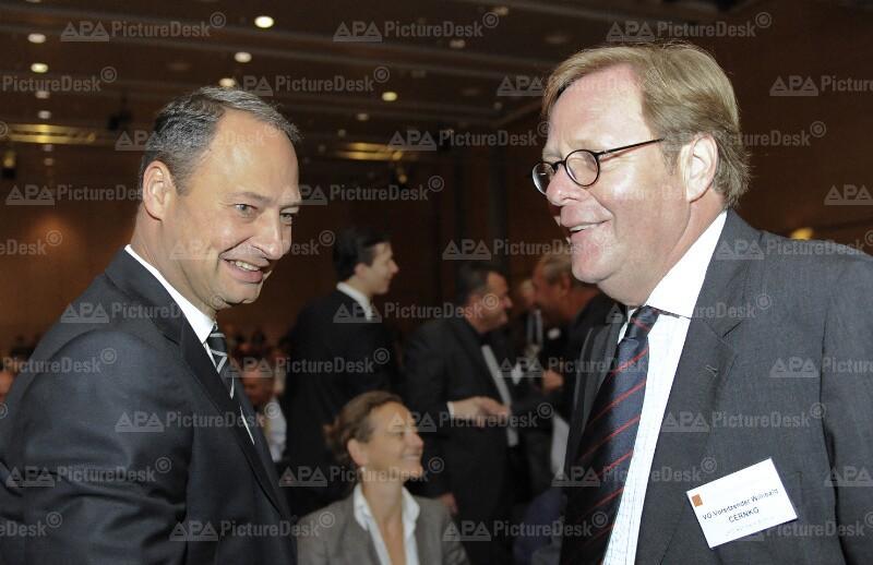 Andreas Schieder und Willibald Cernko