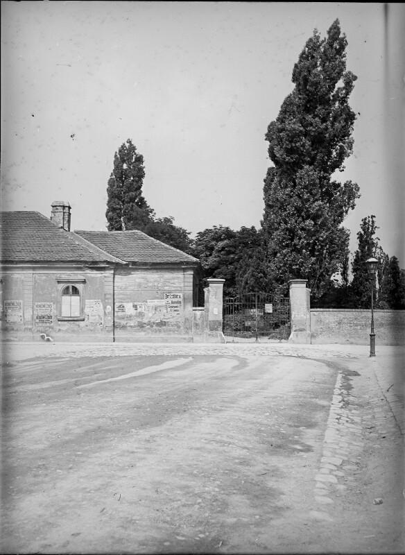 Wien 15, Schmelzer Friedhof
