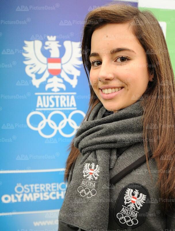 EINKLEIDUNG FUER DIE YOUTH OLYMPIC GAMES 2012: PROCK