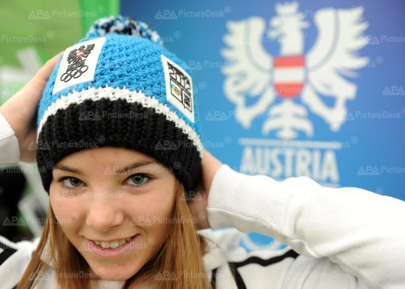 EINKLEIDUNG FUER DIE YOUTH OLYMPIC GAMES 2012: BUCHHOLZER