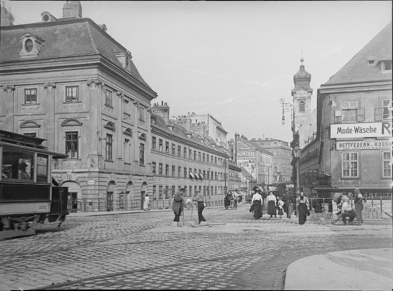 Wien 3, Invalidenhaus