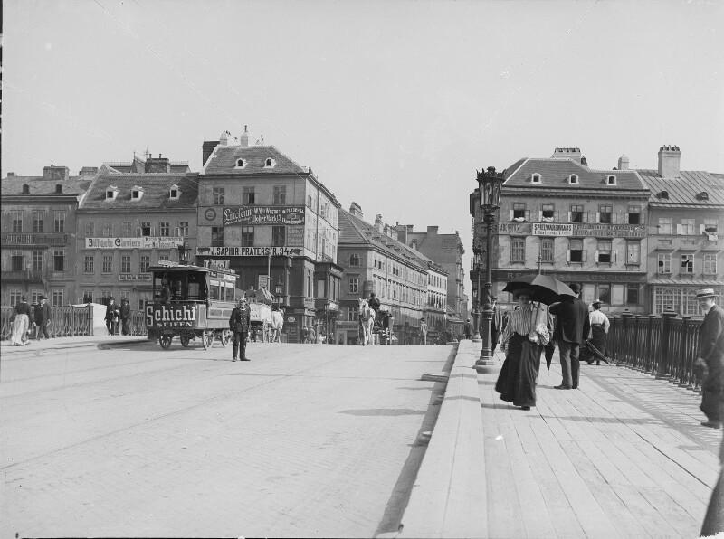 Wien 1 + 2, Ferdinandbrücke