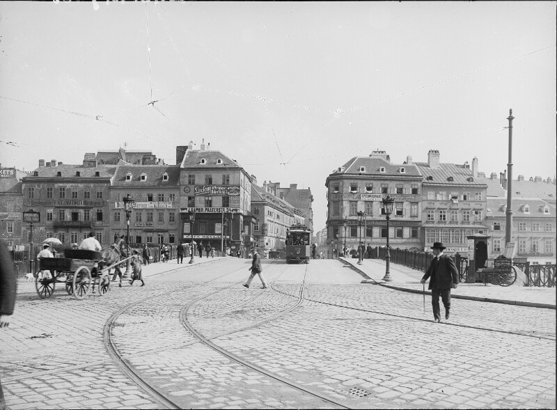 Wien 1+2, Ferdinandsbrücke