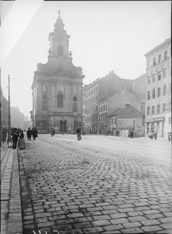 Wien 5, Matzleinsdorfer Pfarrkirche