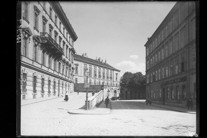 Wien 3, Palais Modena-Este