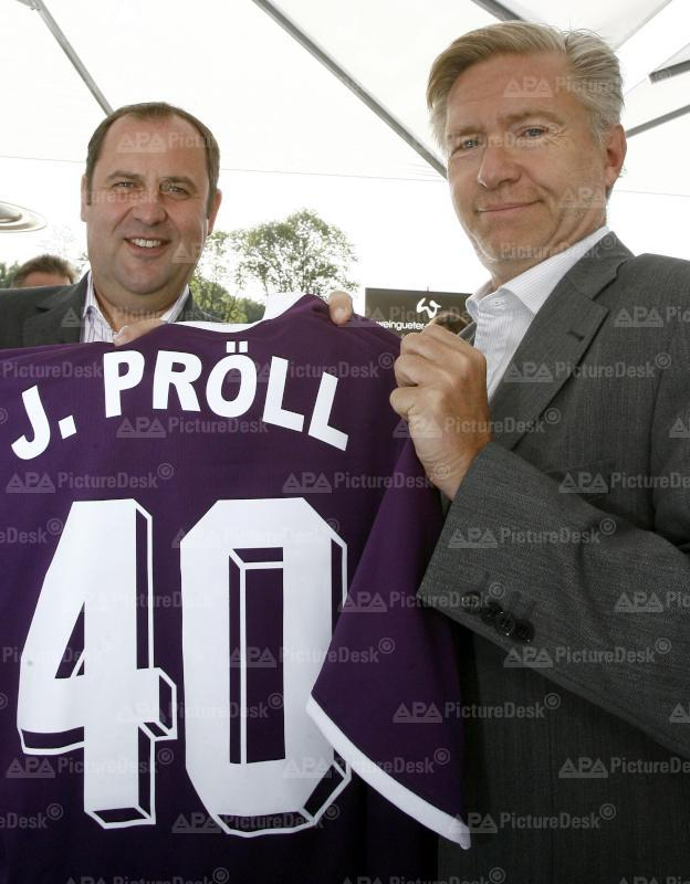 Geburtstagsfeier Josef Pröll