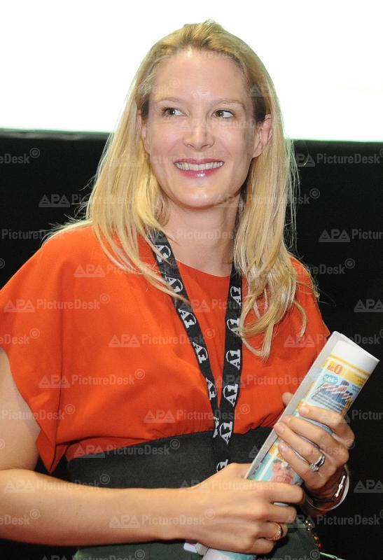 Eva Dichand bei den Österreichischen Medientagen