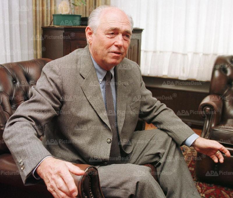 Altlandeshauptmann Leopold Wagner