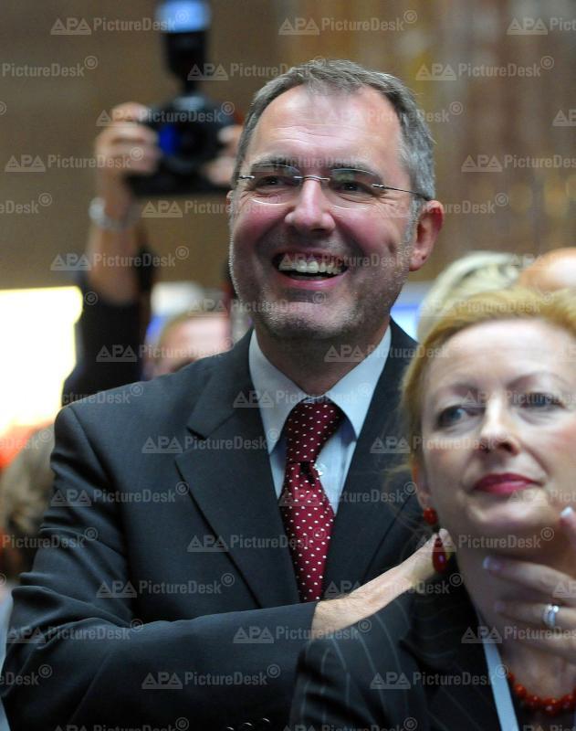 Ewald Stadler bei den Nationalratswahlen 2008