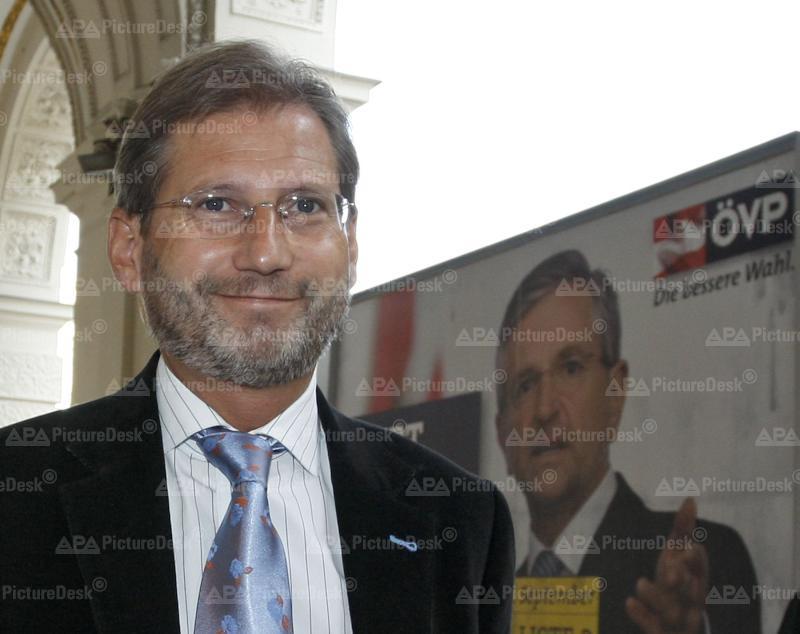 Wien - ÖVP Bundesparteivorstand