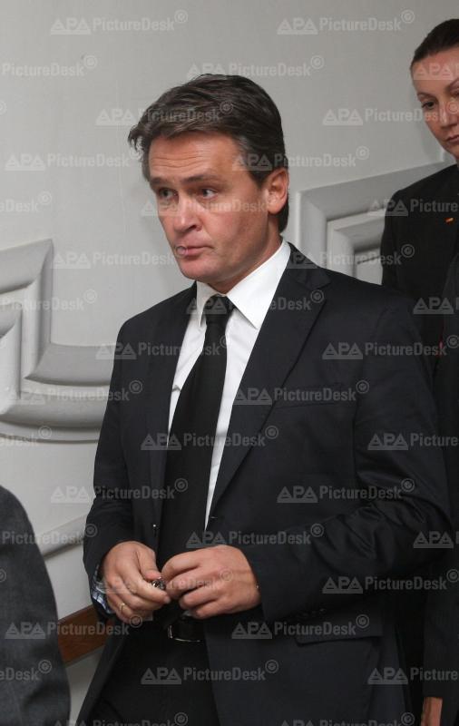 BZÖ-Parteivorstand: Peter Westenthaler