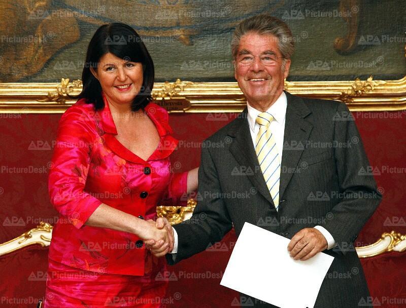 Angelobung von Landeshauptfrau Gabi Burgstaller<br/><br/><br/><br/> <br/> =