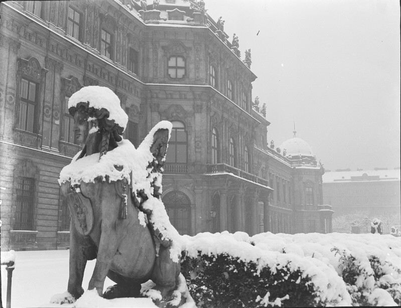 Wien 3, Belvedere-Park