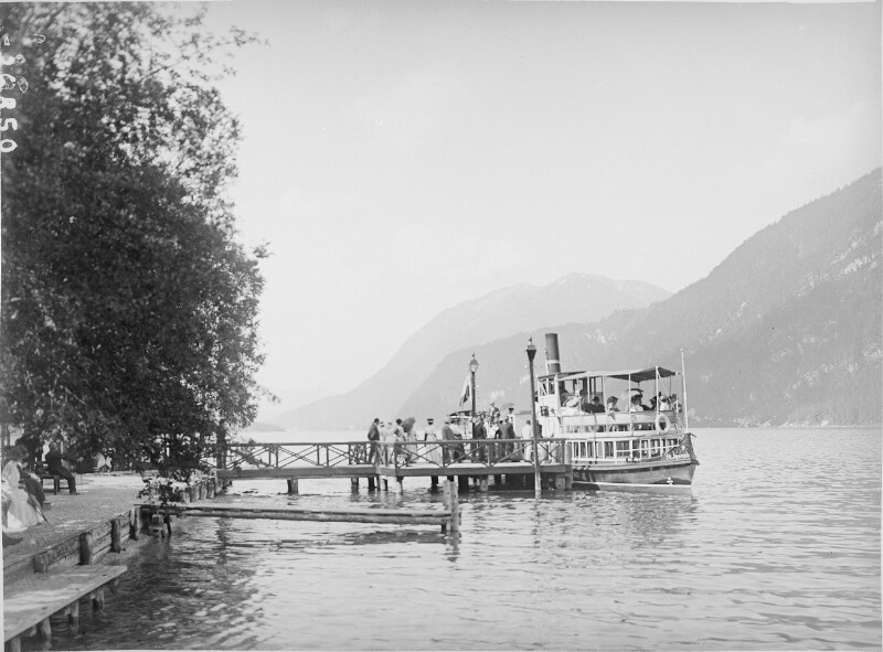 Pertisau am Achensee