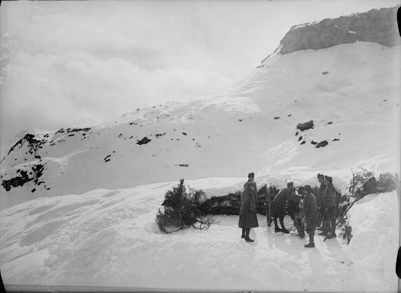 Kärntner Front 1916/1917
