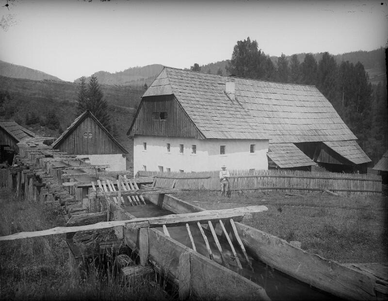 Schwarzenbach am Grössing