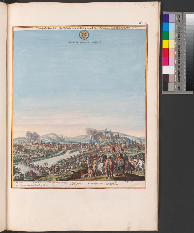 Die Eroberung von Bad Kreuznach durch die schwedische Armee im Jahr 1632