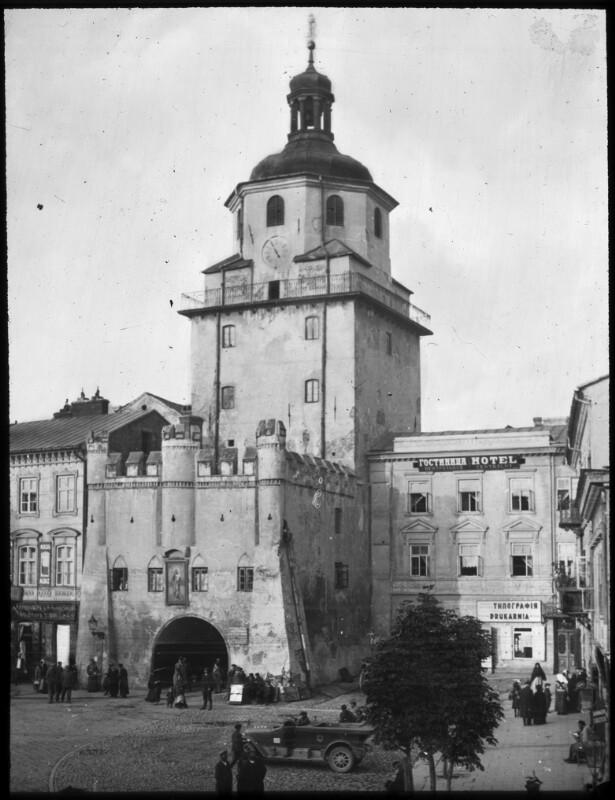 Stadtturm von Lublin