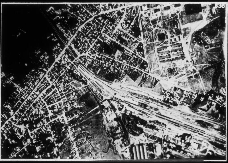 Luftaufnahme von Wolbunawoz