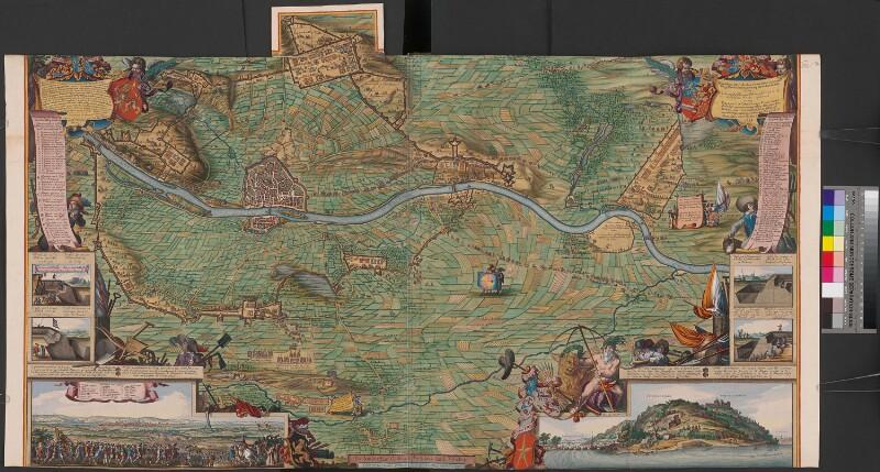 Die Belagerung von Maastricht