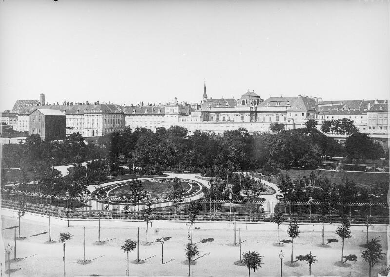 Wien 1, Burggarten