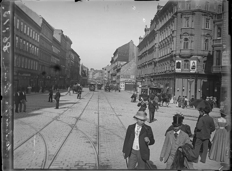 Wien 6, Mariahilferlinie