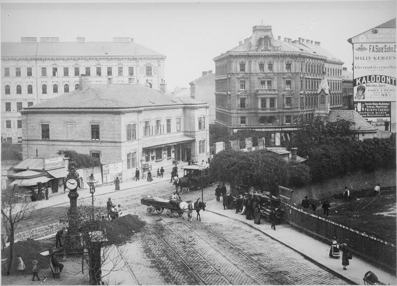 Wien 9, Währinger Linie