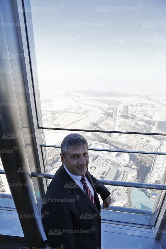 Aussenminister Spindelegger besucht Vereinigte Arabische Emirate
