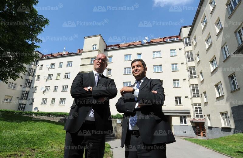 Berliner SPD-Chef Stöß in Wien