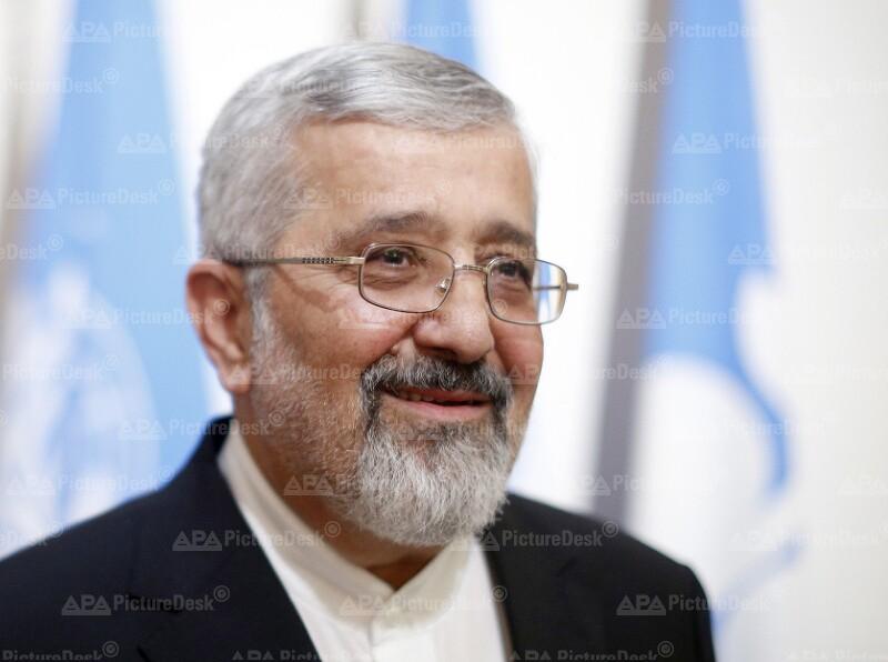 Atomgespräche zwischen Iran und IAEA in Wien